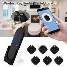 6in1 Anti-lost Electronic Wireless Receiver Key Finder Locator Alarm Keychain AU