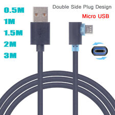 0.5M/1M/1.5M/2M/3M Micro USB Data Sync Quick Charging Cable For Samsung Phone