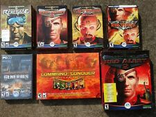 NICE SELECTION Command & Conquer C&C PC GAME NEW SEALED - You Choose One