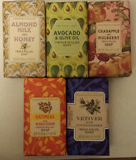 Crabtree&Evelyn Heritage Soaps Collection Triple Milled Soap (158g/5.57oz ) each