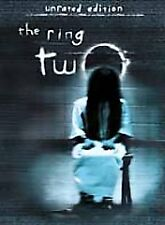 The Ring Two (DVD, 2005, UNRATED - WIDESCREEN), w/sleeve cover
