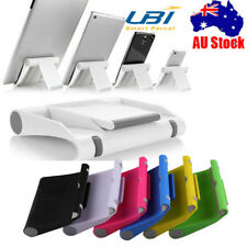 Universal Foldable Mobile Cell Phone Stand Holder Mounts for Smartphone & Tablet
