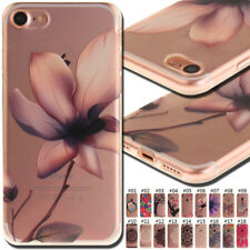 For Apple iPhone 7/8 Silicone Soft Skin Case TPU Rubber Protective Back Cover