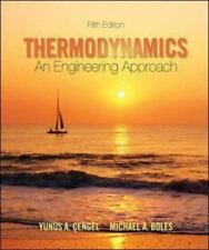 Thermodynamics: An Engineering Approach w Student Resources DVD