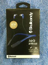 Skullcandy Ink'd Supreme Sound Wireless Earbuds Built-in Mic New in Box