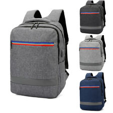 Business Travel Backpack Band USB Charging Backpack Multi-function Laptop Bags