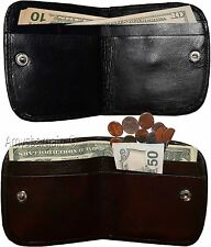 New Leather Women's Wallet 2 Billfold Coin purse Bifold Wallet Change purse BNWT