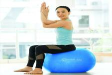 Exercise Ball For Pilates, Yoga, Posture Support, Balance Support, and more with