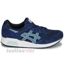 Asics Lyte Trainer H8K2L 5842 Mens Peacoat Blue Shoes Casual Running Sneakers