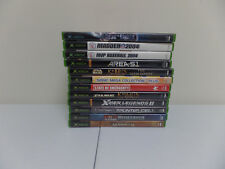 Used Xbox Game Collection, Morrowind + Area 51 + More, P&C - Free Shipping