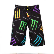 NWT Monster MEN'S Surf BOARDSHORTS swimming Surfing Beach Sea Pants Size 30-38