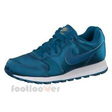 Wmns Nike Md Runner 2 749869 302 Womens Shoes Green Abyss Satin Sneakers Running