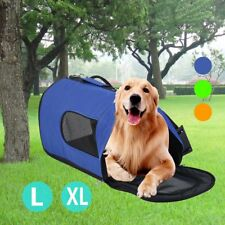 Foldable Pet Carrier Dog Cats Soft Crate Portable Dog Cage Travel Booster Bag
