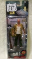 The Walking Dead Series 8 Dale Action Figure NIB McFarlane Toys NICE!