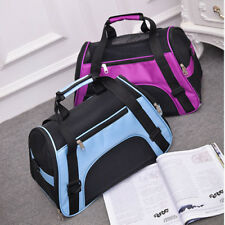 Portable Dog Cat Soft Portable Tote Carrier House Kennel Pet Travel Bag Cage New