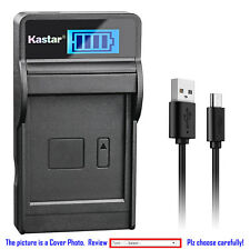 Kastar Battery LCD Charger for Gopro2 GoPro AHDBT-001 AHDBT-002 & GoPro HD HERO2