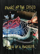Panic At The Disco - Death Of A Bachelor   T Shirt