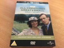 All Creatures Great And Small - Series 1 Vol.2 (DVD, 2003, 3-Disc Set) BOX MB1