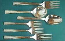 PERSONALITY BuY the Piece Wallace Silver 1938 Silverplate Flatware