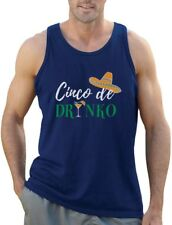 Cinco De Drinko - Cinco De Mayo Drinking Party Singlet Gift Idea