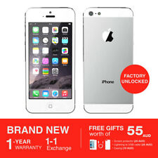 New & Sealed Factory Unlocked Apple iPhone 5 32GB  ip5-32gb-white