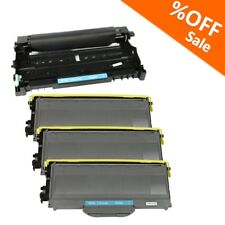 4P TN330 TN-330 Toner Cartridge DR360 Drum For Brother DCP7030 DCP7040 Black Ink