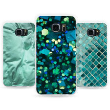 Green Color Series Phone Case Cover for Samsung Galaxy S8 Plus S6 Edge Hot Sale