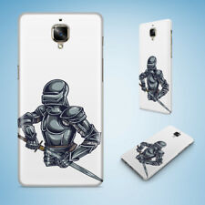 MEDIEVAL KNIGHT IN ARMOR 1 HARD CASE COVER FOR ONEPLUS ONE 1 2 3 3T X