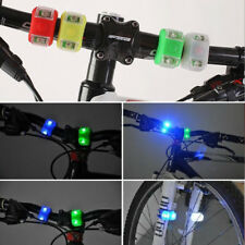 Ultra Bright Bicycle Light Frog Lights Safety Warning LED Flash Riding