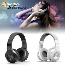 BLUEDIO Wireless Headphones Bluetooth 4.1Stereo Headsets fr Smartphones with Mic