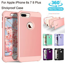 iPhone 7 PLUS 8 PLUS Case Dual Layer [Full body] [Heavy Duty Protection ] Cover