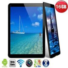 7'' 16GB Android 4.4 Tablet PC Quad Core HD WIFI Phablet bluetooth Dual Camera