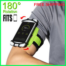 running band Phone case  Best gym Armband Holder 180 Degree Rotatable Arm iPhone