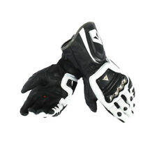 Dainese 4 Stroke Long Leather Gloves - White/Black - XS - Was £209.95