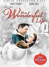 Its a Wonderful Life DVD 2007 2 Disc Collectors Set James Stewart New Sealed