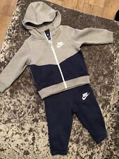 boys nike tracksuit 12-18 months. Immaculate, never worn.