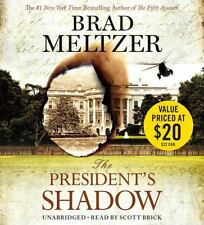 Brad Meltzer THE PRESIDENT'S SHADOW (2015, CD, Unabridged)