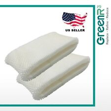 2xGreenR3 Humidifiers Replacement Wick Filter For Holmes HWF-75 Honeywell Type D