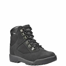 Timberland 44890 6-in Leather and Fabric Field Boot (Toddler/Little Kid/Big