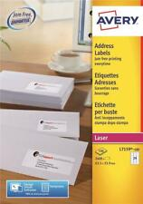Avery L7159-100  QuickPEEL Addressing Laser Labels (Pack of 2400 Labels)