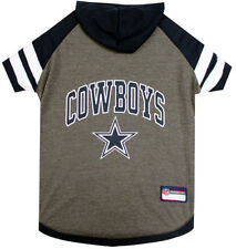 Dallas Cowboys NFL Pets First Officially Licensed Dog Pet Hoodie T Shirt XS-L