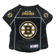Boston Bruins NHL LEP Mesh Dog Jersey Officially Licensed Sizes XS-XL