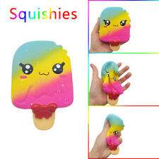 Cartoon Ice Cream Scented Squishies Slow Rising Kids Toys Stress Relief Toy Cute