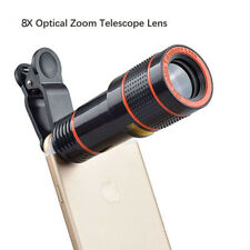 Cell Phone Camera Lens 8X Zoom Telephoto Universal