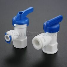 1x Water Purifiers Filter Ball Valve Reverse Osmosis RO Water System Fittings