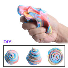 Amusing Fluffy Floam Slime Putty Scented Stress Relief Clay Kids Children Toy