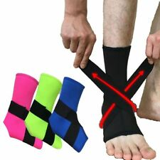 Elastic Ankle Pad Sport Breathable Ankle Support Protector Safety Brace Guard