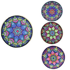 Hot Beach Towel Yoga Mat Round Flower Mandala Tapestry Wall Hanging
