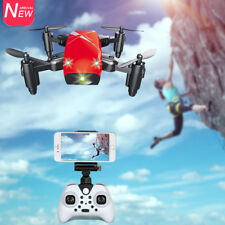 Professional Wide Angle Drone HD Camera RC Drone WiFi FPV Live Helicopter Hover