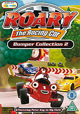 Roary the Racing Car: Bumper Collection 2 DVD (2010) Peter Kay
